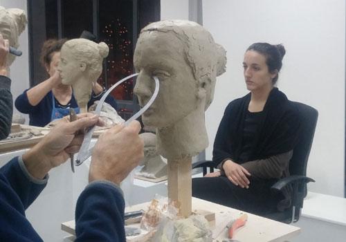 Classic Sculpture Studies Course