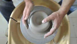 Pottery Wheel Courses